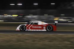 #9 Penske-Taylor Racing Pontiac Riley: Ryan Briscoe, Helio Castroneves, Kurt Busch