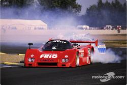 #29 Mussato Action Car Lancia LC2: Almo Copelli, Franco Scapini