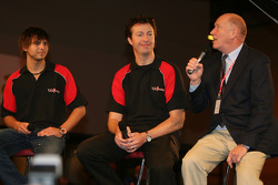 Tom Onslow-Cole, Matt Neal, Stuart Harris