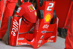 Felipe Massa, Scuderia Ferrari, F2008, detail