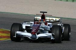 Vitantonio Liuzzi, Test Driver, Force India F1 Team