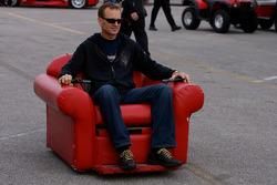 Shane Lewis tries his new generation 2 Lexus Riley