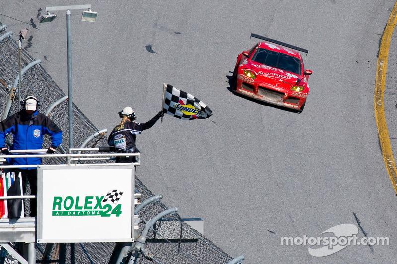 #30 Racers Edge Motorsports Mazda RX-8: Ken Dobson, Drew Staveley, Craig Stone, Robert Thorne