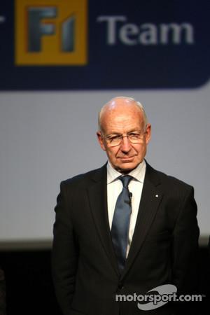 Bernard Rey Renault F1 Team President