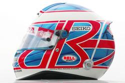 Helmet of Jenson Button, Honda Racing F1 Team