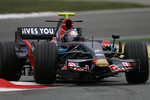 Sebastian Vettel, Scuderia Toro Rosso