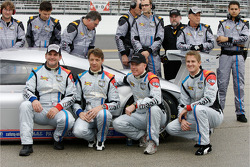 #91 Bob Stallings/ Riley-Matthews Pontiac Riley: Marc Goossens, Ryan Hunter-Reay, Jim Matthews, Johnny O'Connell