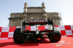 India plans second F1 track