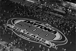 Daytona 500 50 Years logo