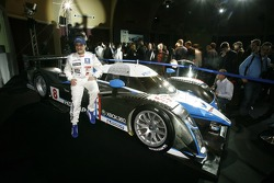 Pedro Lamy and the Peugeot 908