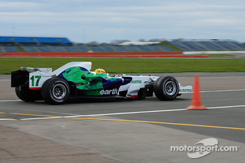 Mike Conway, Honda Racing F1 Team, RA108
