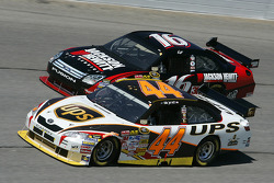 Dale Jarrett and Greg Biffle