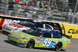 Carl Edwards and David Ragan