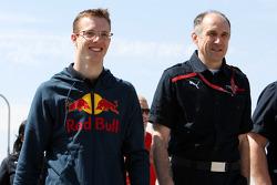 Sébastien Bourdais, Scuderia Toro Rosso, Franz Tost, Scuderia Toro Rosso, Team Principal
