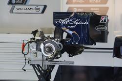 Gear Box of Williams