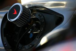 McLaren Body work detail