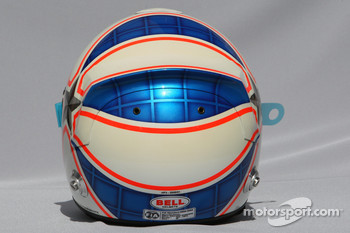 Anthony Davidson, Super Aguri F1 Team , helmet
