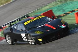 #53 Edil Cris Ferrari 430 GT2: Alessandro Balzan, Massimiliano Mugelli