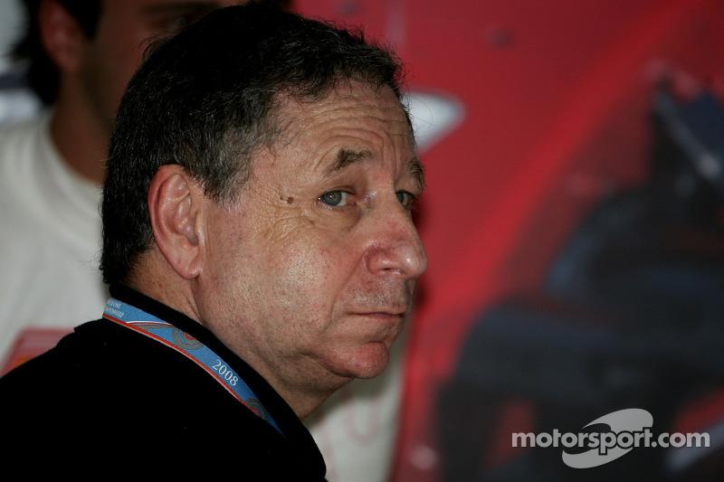 Jean Todt, Scuderia Ferrari, Special Appointments