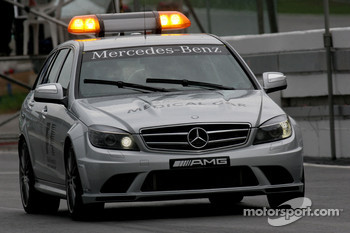 F1 and GP2 Medical Car