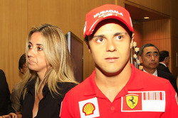 Gala Dinner: Felipe Massa