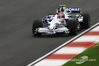 Robert Kubica (BMW Sauber F1 Team)