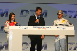 DTM presentation, Dusseldorf, Germany