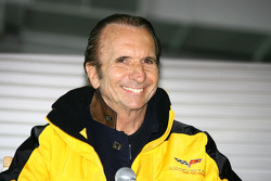 Two-time Indianapolis 500 winner Emerson Fittipaldi