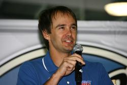 A.J. Foyt Racing driver Darren Manning