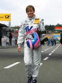 Susie Stoddart, TV Spielfilm AMG Mercedes C-Klasse 2007