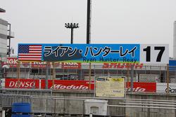 Driver signage