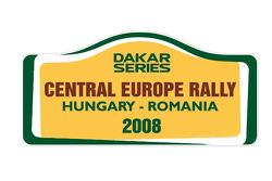 Central Europe Rally 2008 logo