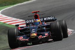 Sébastien Bourdais, Scuderia Toro Rosso, STR02