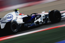 Robert Kubica, BMW Sauber F1 Team, F1.08