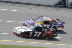 Sam Hornish Jr. and Jamie McMurray