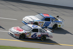 David Ragan and Elliott Sadler