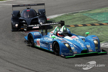 #16 Pescarolo Sport Pescarolo - Judd: Jean-Christophe Boullion, Emmanuel Collard, #17 Pescarolo Sport Pescarolo - Judd: Christophe Tinseau, Harold Primat