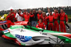 Filipe Albuquerque, driver of A1 Team Portugal team photo