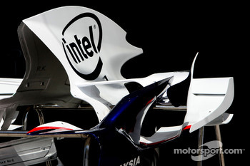 BMW Sauber F1 Team, Engine cover
