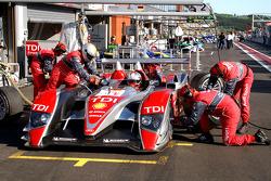 Audi Sport Team Joest, Audi R10 TDI