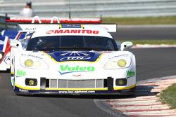#72 Luc Alphand Aventures Corvette C6.R: Luc Alphand, Patrice Goueslard, Guillaume Moreau