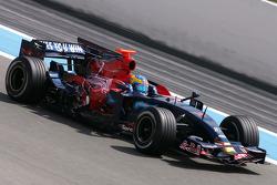 Sébastien Bourdais, Scuderia Toro Rosso with STR03