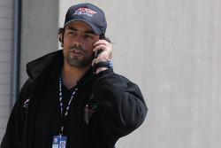 Indy Lights driver and 2007 Toyota Atlantic champion Raphael Matos