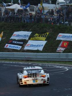 #69 BMW Z4 Coupé: Rudi Adams, Michael Funke, Arnd Meier