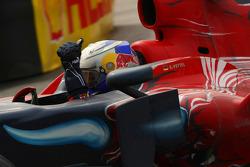 5th, Sebastian Vettel, Scuderia Toro Rosso, STR02