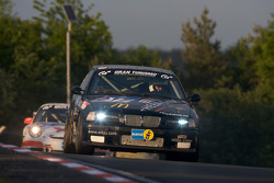 #217 BMW M3 E36: Sven Rau, Martin Heidrich, Nils Bartels