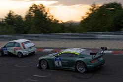 #6 Aston Martin DBRS 9: Robert Lechner, Stephan Mücke, Tomas Enge, Karl Wendlinger