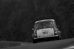 #163 Rover Mini Cooper: Walter Kaufmann, Gregor Nick, Hans Söderholm