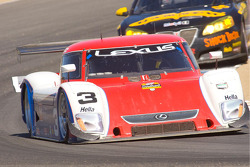 #3 Southern Motorsports Lexus Riley: Bill Lester, Shane Lewis