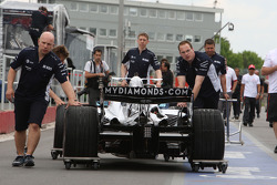 WilliamsF1 Team, FW30